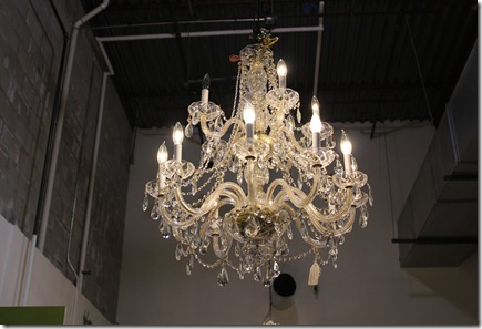FM chandelier