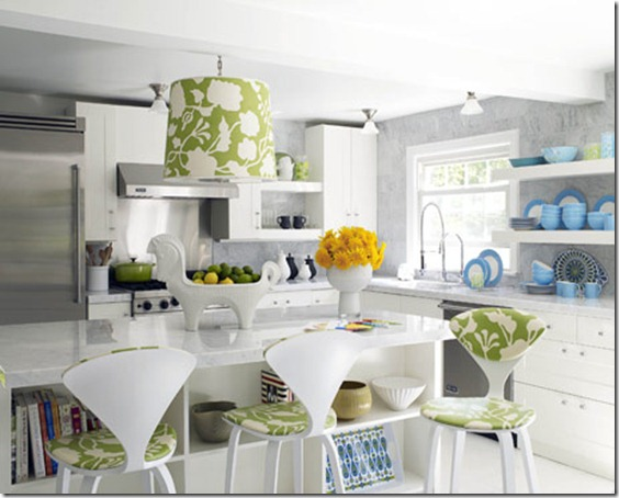 jonathan adler horse in kitchen (2)