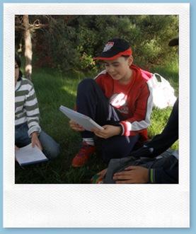 ENSAYO PROGRAMA DE RADIO LOS NIÑOS Y LA POESÍA. En Salamanca Hurta Otea 16 mayo 2009