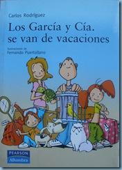 Los García y Cía. Se van de vacaciones.