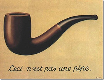 Magritte - This is Not a Pipe