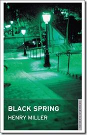 Black Spring cover