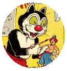 korky the cat