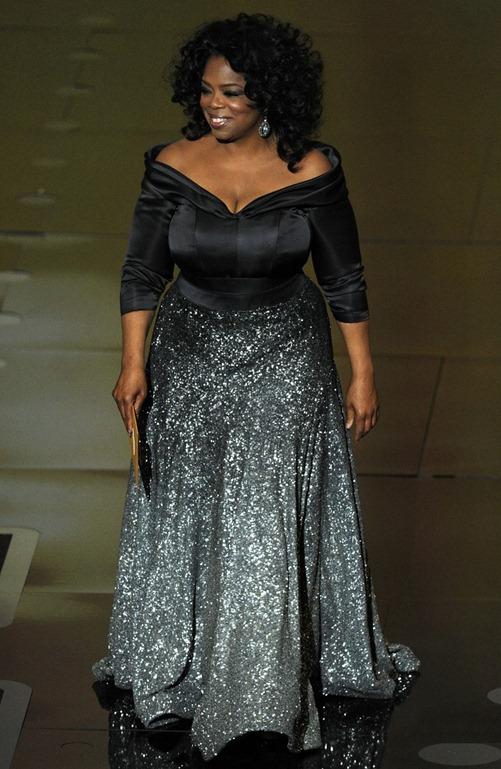 Oprah Winfrey - Zac Posen