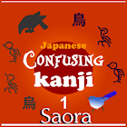 Japanese Confusing Kanjis Set1 icon