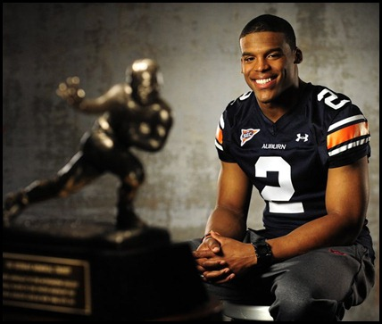 cam newton heisman trophy winner