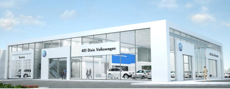Vwvortex Com Largest Vw Dealership In Canada