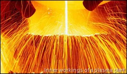 Power up! Alternative sources of power. The Plasma plant