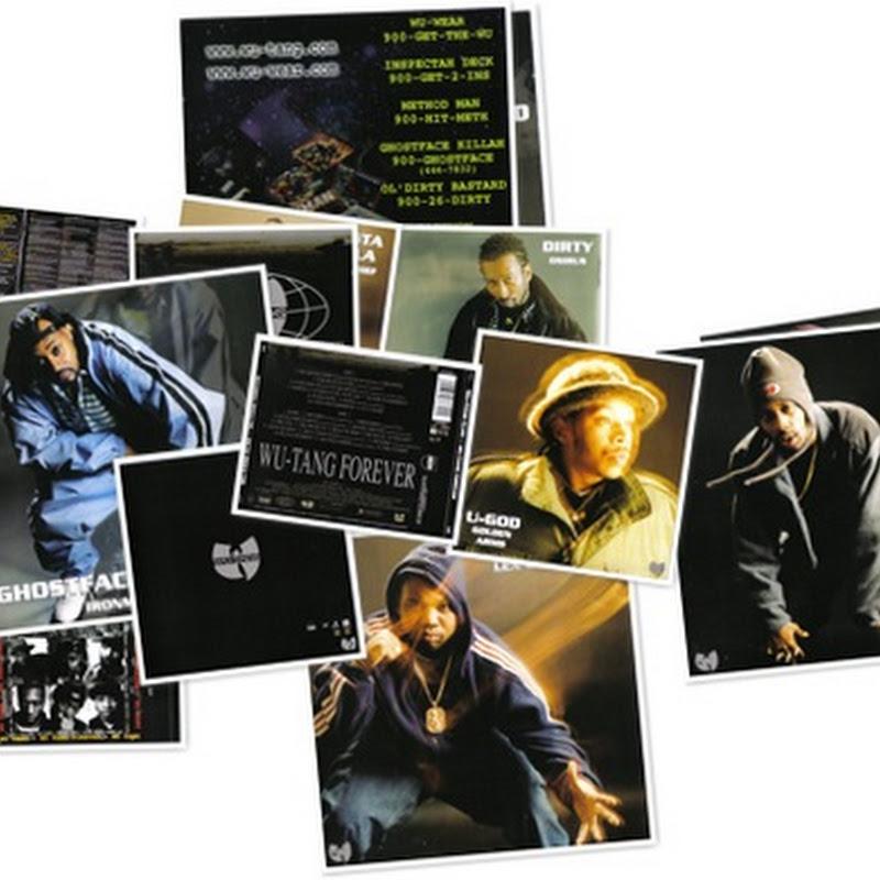 DE AFARA: WU-TANG CLAN – Wu-Tang Forever (COVERS)
