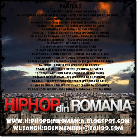 Hip-Hop Din Romania back (1.1) versiunea tatakne