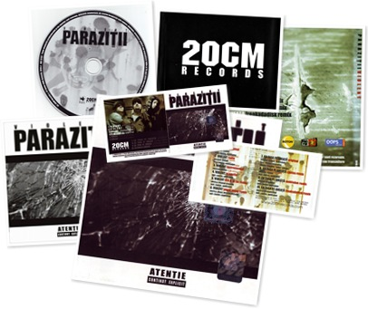 Visualizza parazitii - violent 2005