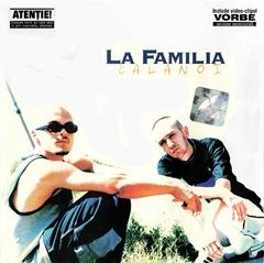 La Familia - Ca la noi - Front