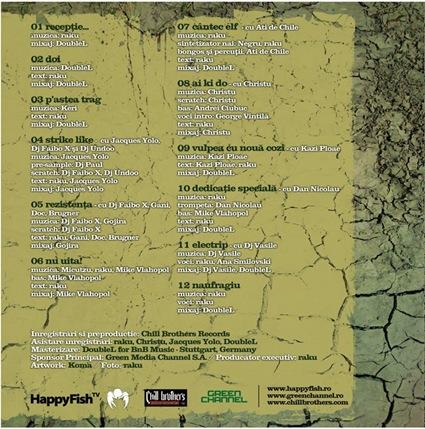 Back Cover ~ By DJ Ovi & www.VitanCLub.net ~