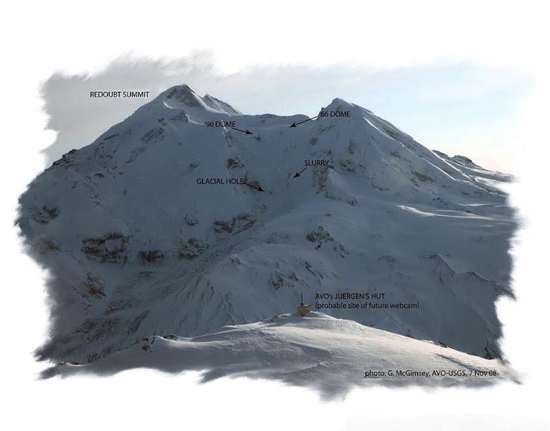 Mount Redoubt 3
