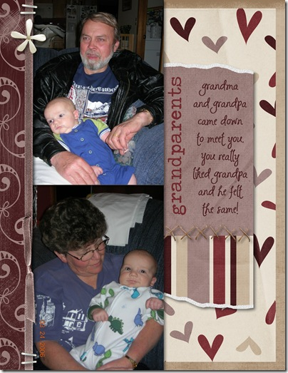 From the Heart - John's scrapbook - Page 013