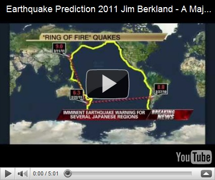 usgs scientist jim berklands predictions