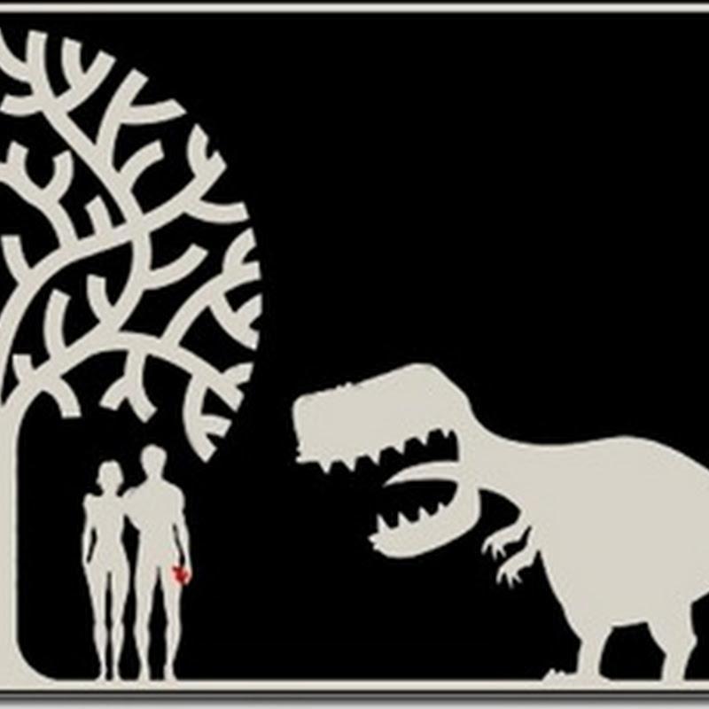 Homens e Dinossauros juntos: irracionalismo criacionista americano é desmentido por pesquisa