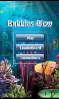 Screenshot of Bubbles Blow
