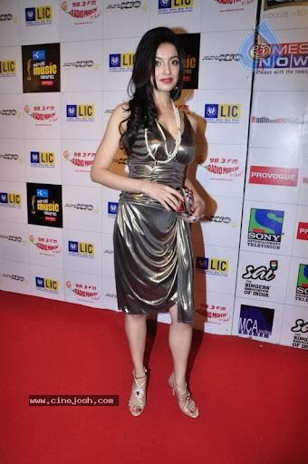 Bollywood Celebrities At Radio Mirchi Music Awards Function