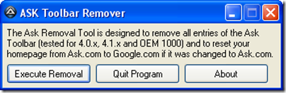 ASK Remover