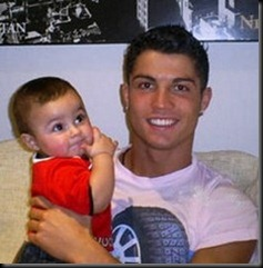 Cristiano-Ronaldo-Baby