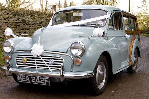 morris minor modified