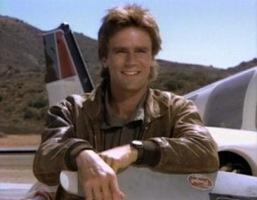 MacGyver&Plane
