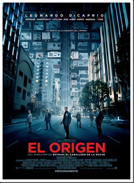 Poster El Origen
