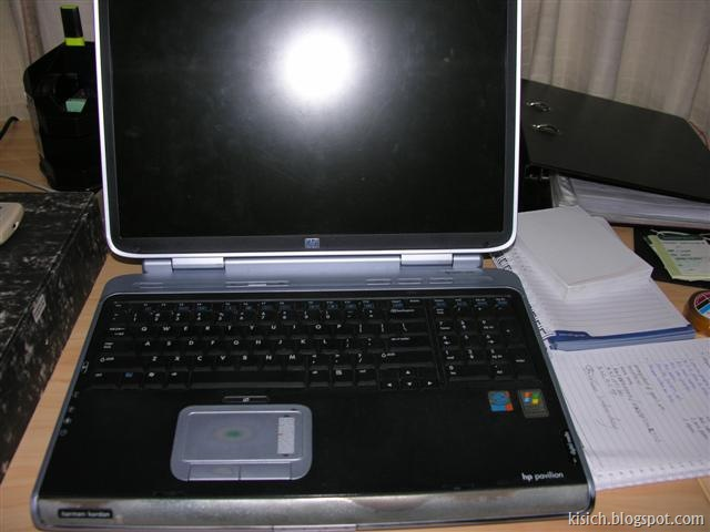HP Pavillion Laptop $300.00 (Small)