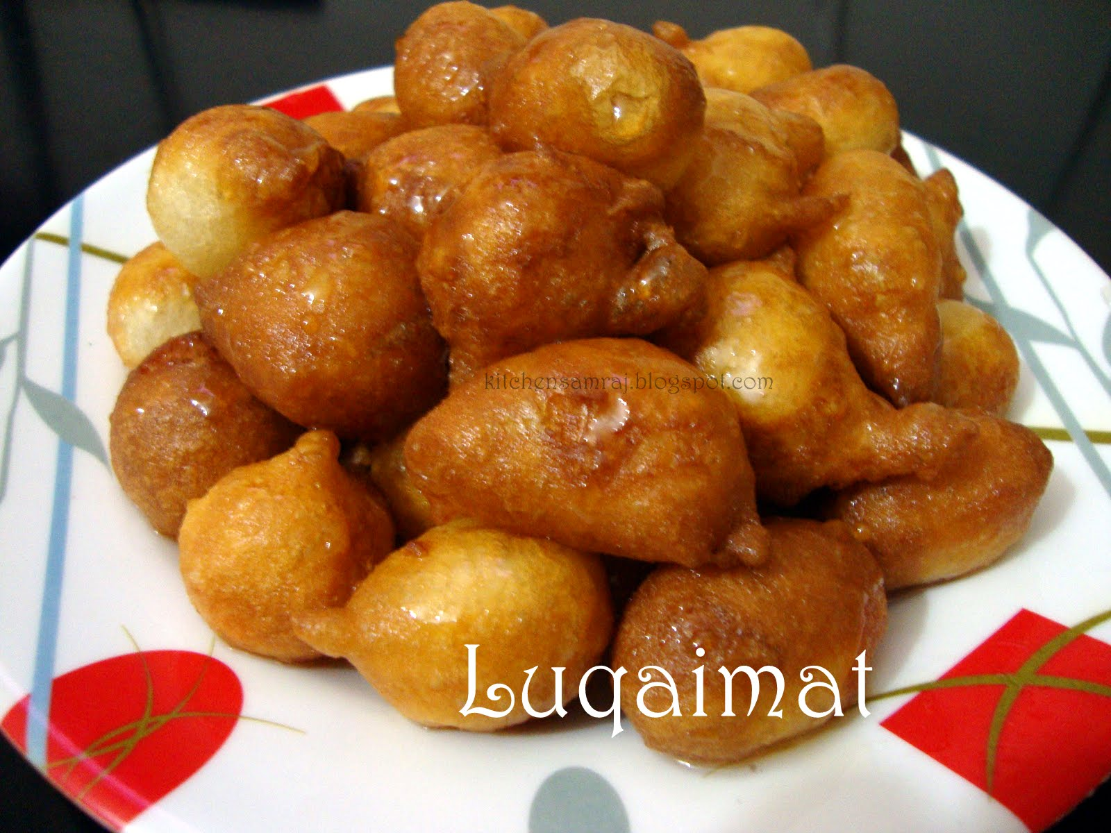 Luqaimat saudi arabian sweet dumplings kitchen samraj Sw meals