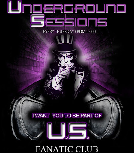 Underground Sessions feat. DJ Simeon i Matija Marinić
