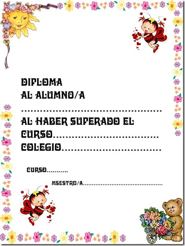 DIPLOMA CURSO