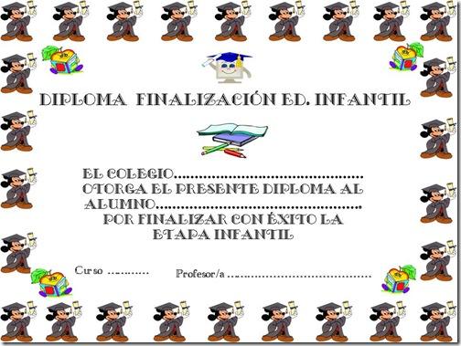 Diplomas De Graduacion Para Imprimir Gratis