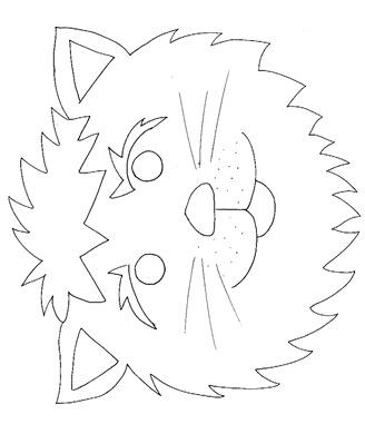 mascaras colorear (9)