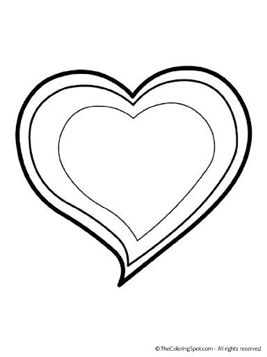 corazones y amor_16. Imprime y recorta corazones de