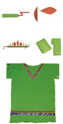como-hacer-un-disfraz-de-indio-facil