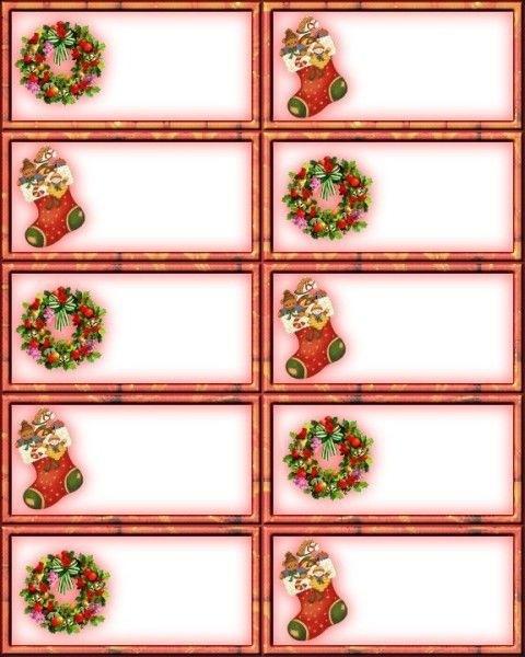 Tarjetas De Navidad Ejemplos
