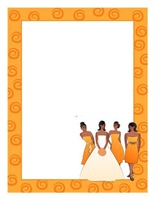 Bridal Shower 1Orange
