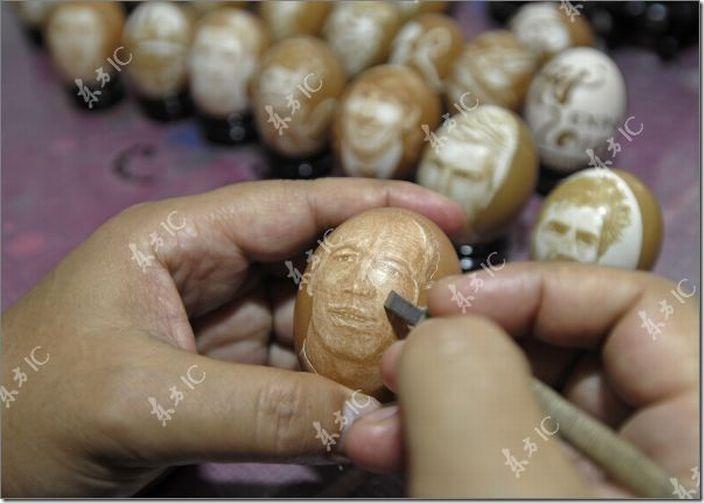 arte con huevos migallinero (7)