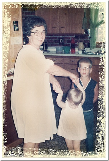 grandma twirls
