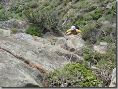 El Sherpa después del paso Rurp