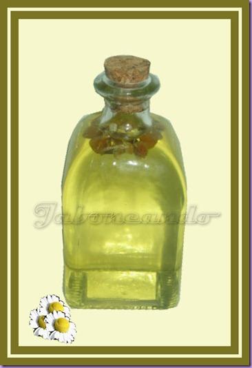 Aceite de baño nutritivo relajante