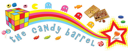 The Candy Barrel