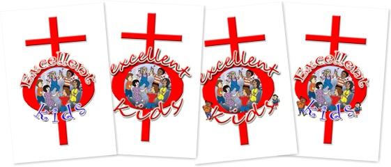 View Contoh Desain Logo Exellent Kids - GKBJ FIT