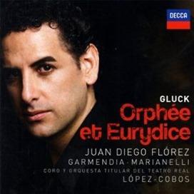 Gluck's ORPHÉE ET EURYDICE (Flórez, Garmendia, Marianelli; López-Cobos - DECCA 478 2197]