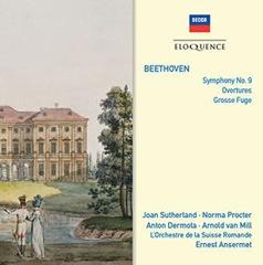 Ludwig van Beethoven: SYMPHONY No. 9 (Ansermet; DECCA Eloquence)