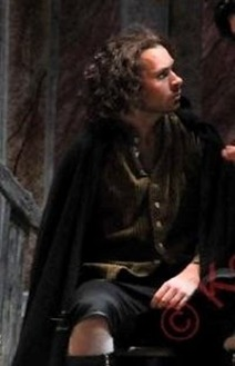 Thomas Forde as Angelotti in Puccini's TOSCA at Dallas Opera