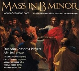 J.S. Bach - MASS IN B MINOR (Dunedin Consort & Players; John Butt - Linn Records CDK354)