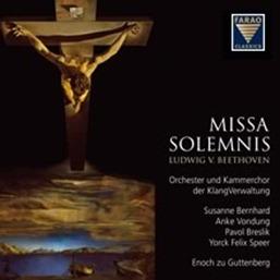 Beethoven - MISSA SOLEMNIS (Enoch zu Guttenberg; FARAO B108053)