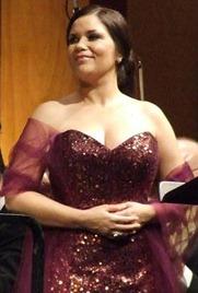 Eglise Gutiérrez as Linda di Chamounix at the Royal Opera House, Covent Garden